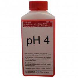 Tampon pH 4 (500ml)