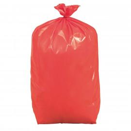 Sac poubelle médical Rouge...