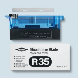 Lame pour microtome Etroit...